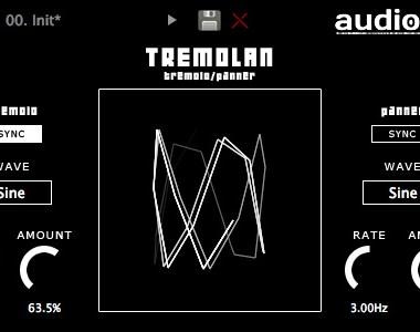 Audiority Tremolan - Tremolo