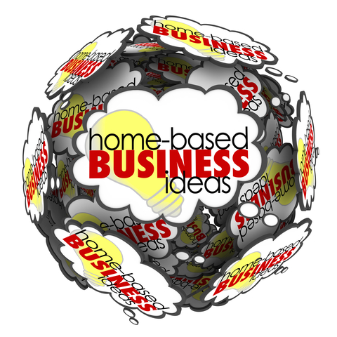 home based biz ideas