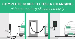 Tesla Charging: The Complete Guide to Charging at Home, in Public and Autonomously | Plugless Power