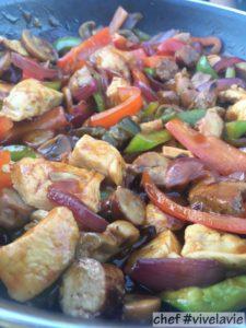 Wraps gevuld met Oosterse kip