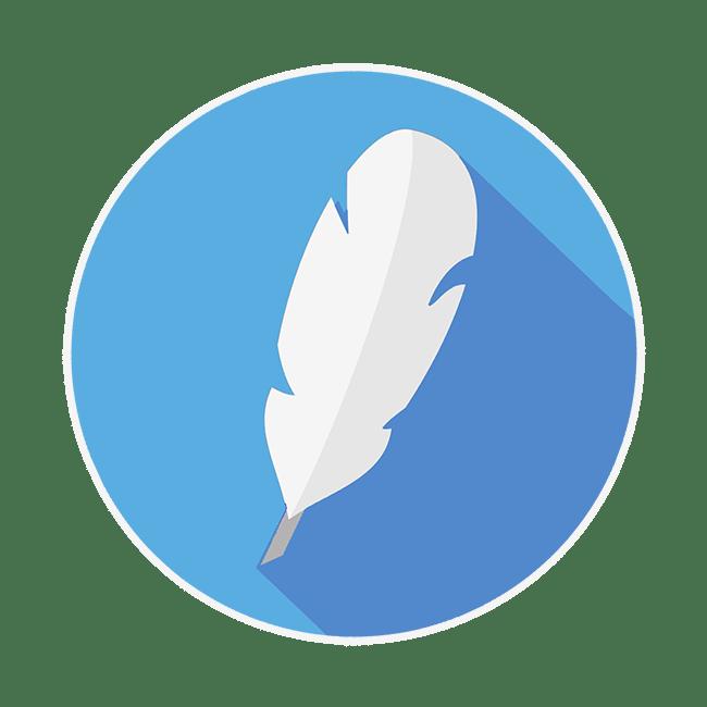 Embleme bleu plumavitae critique beta lecture roman