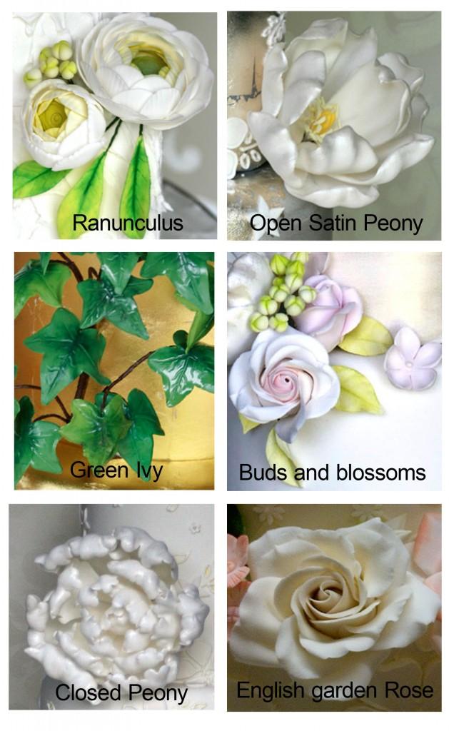 Flower options