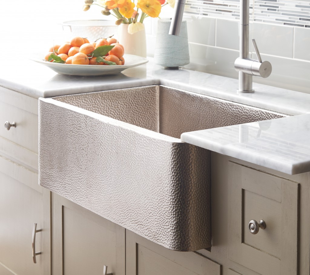 a great history on apron front sinks