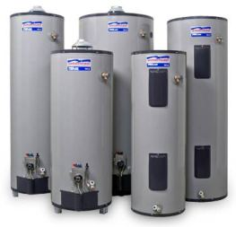water heaters photo Water Heater Installation Cost