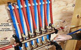 PEX Tubing & PEX Tubing | Plumbing Cost and Repair Information