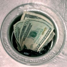 MONEY DownTheDrain Garbage Disposal Installation Cost