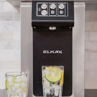 elkay filtered water dispensers