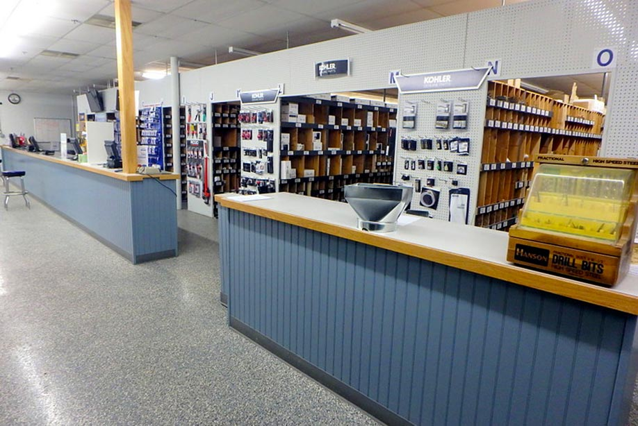 plumbers supply company