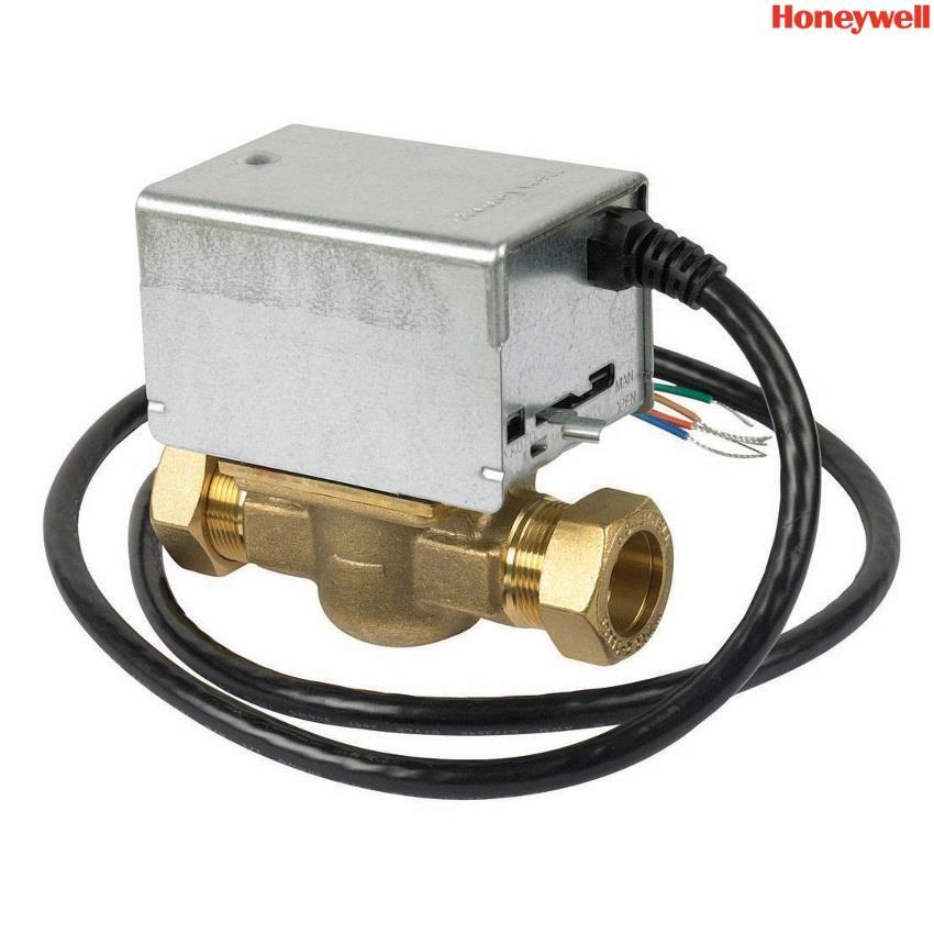 Honeywell V H 22mm Motorised Zone Valve