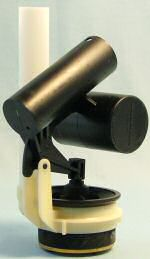 Example of an American Standard actuator style flush valve