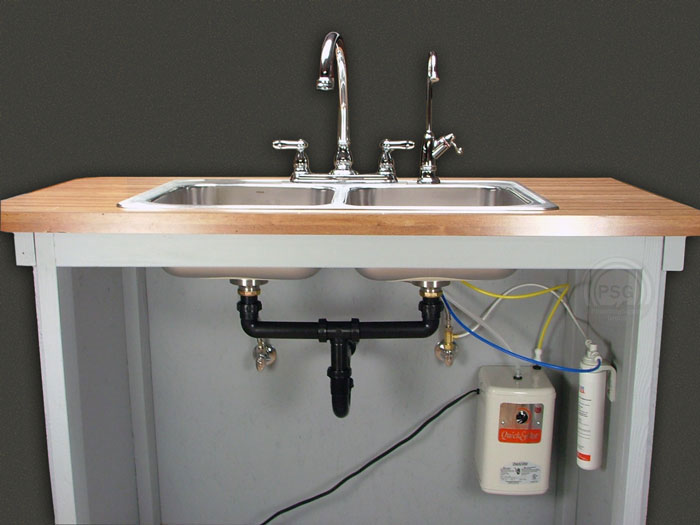 Whirlpool Under Sink Filtration Water