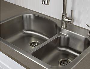 stainless steel drop in kitchen sinks