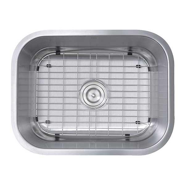 small single bowl kitchen prep sinks