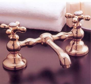 columbia 8 lavatory faucet set
