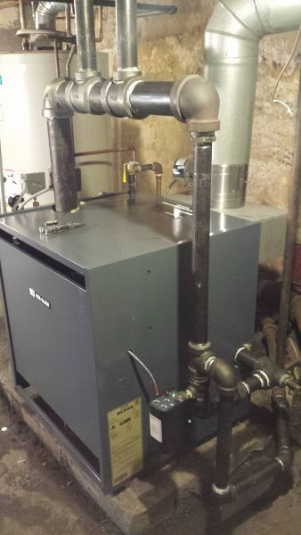 Another Steam Boiler