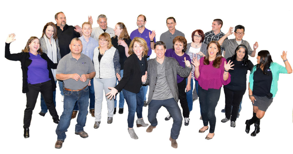 Plumb Marketing Team Picture