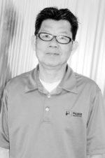 Kim Pheng Kor, Production Assistant, Plumb Marketing