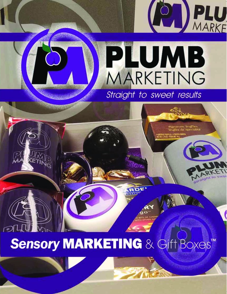 Out of the box gift ideas from Plumb Marketing
