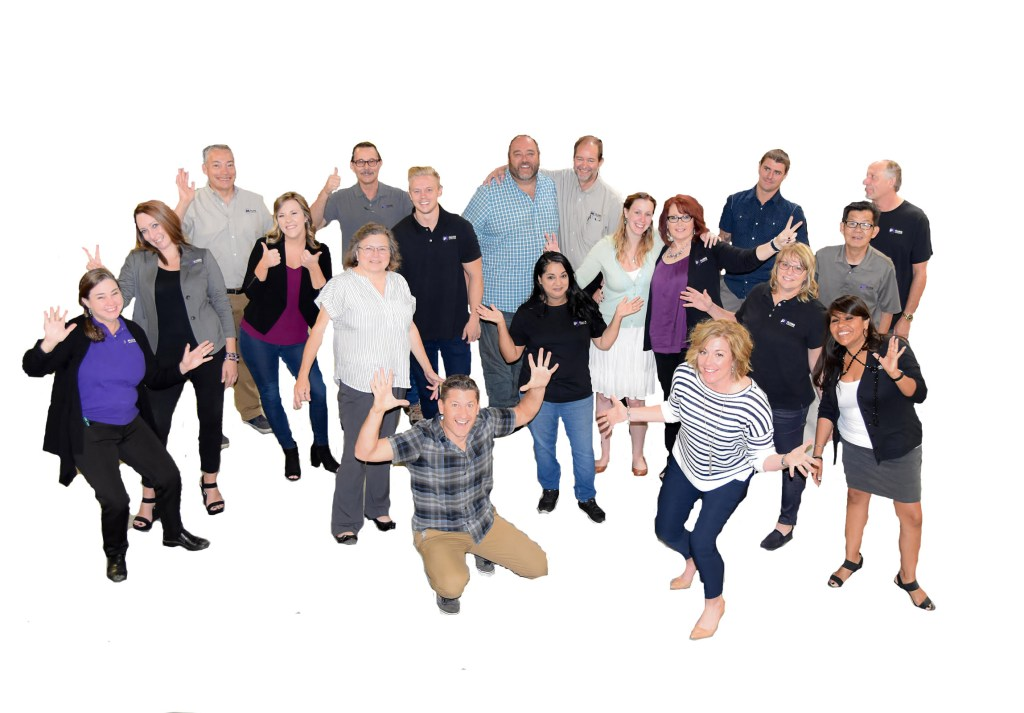 Meet The Plumb Marketing Team