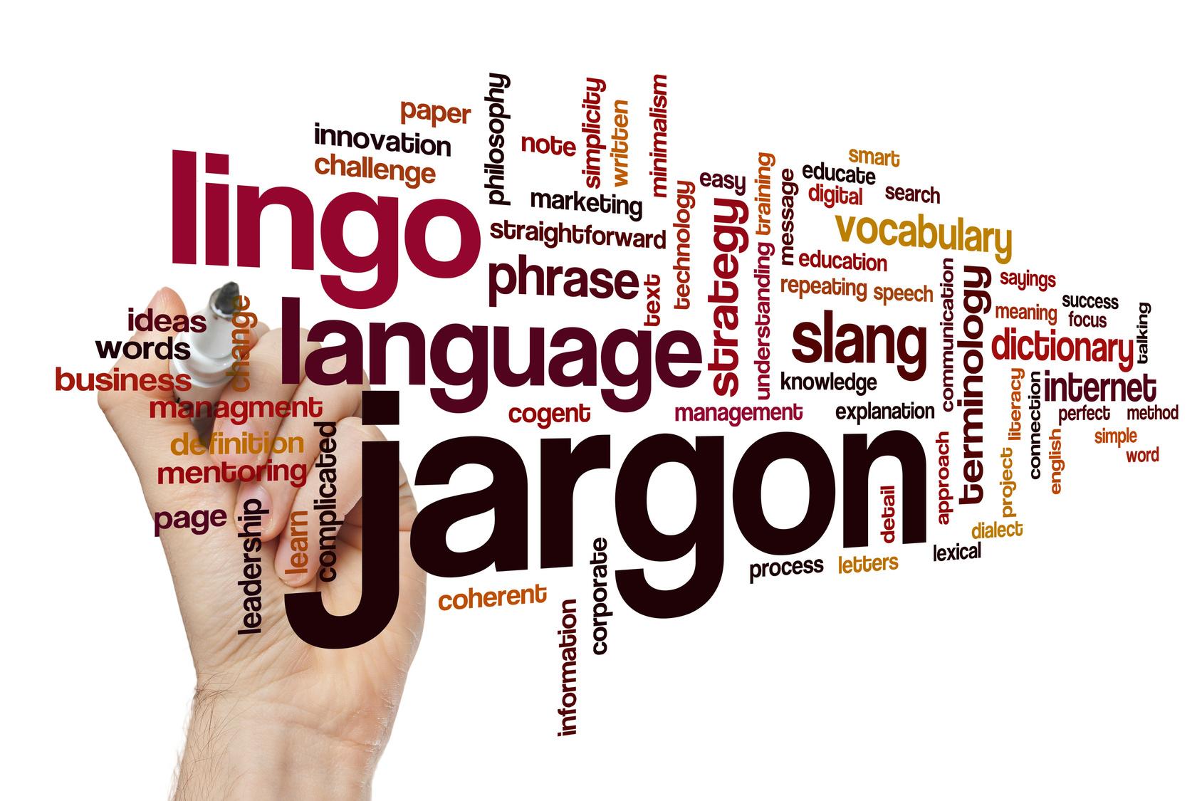 Jargon Killed The Charity Drive | Plumb Marketing