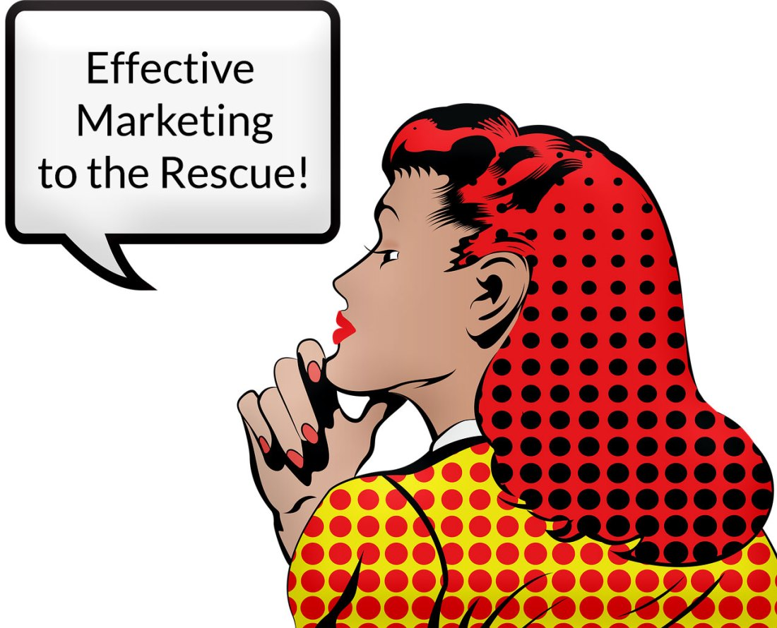Superheroes Won't Save Your Business, But Effective Marketing Will