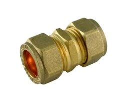 STRAIGHT COMPRESSION COUPLER