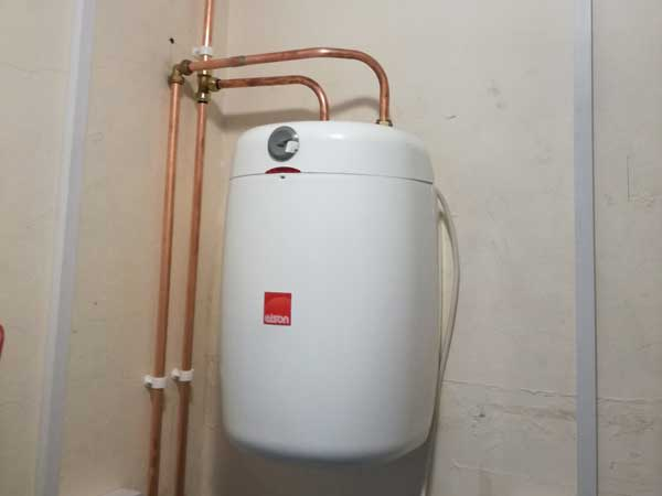Hot Water Cylinders Installation, Hot Water & Unvented Cylinder Installs