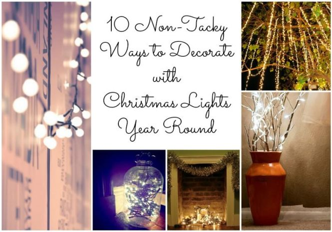 Diy String Lights For Your Home All Year Round Decor 3