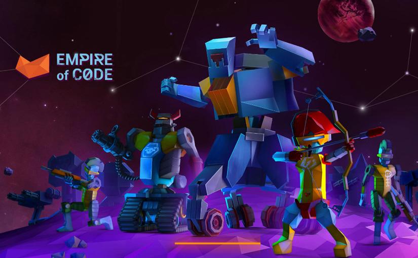 Empire of Code, le jeu d'aventure pour apprendre le Python et le Javascript