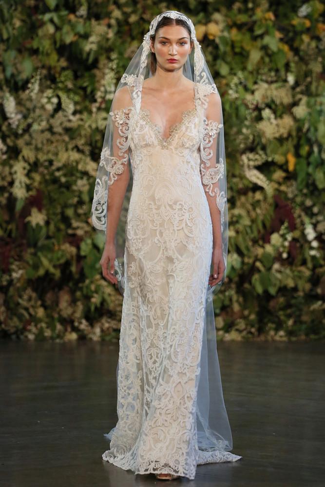 Robe de mariée Claire Pettibone Faith