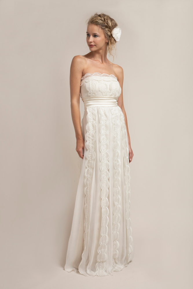 Robe de mariée Saja Noho