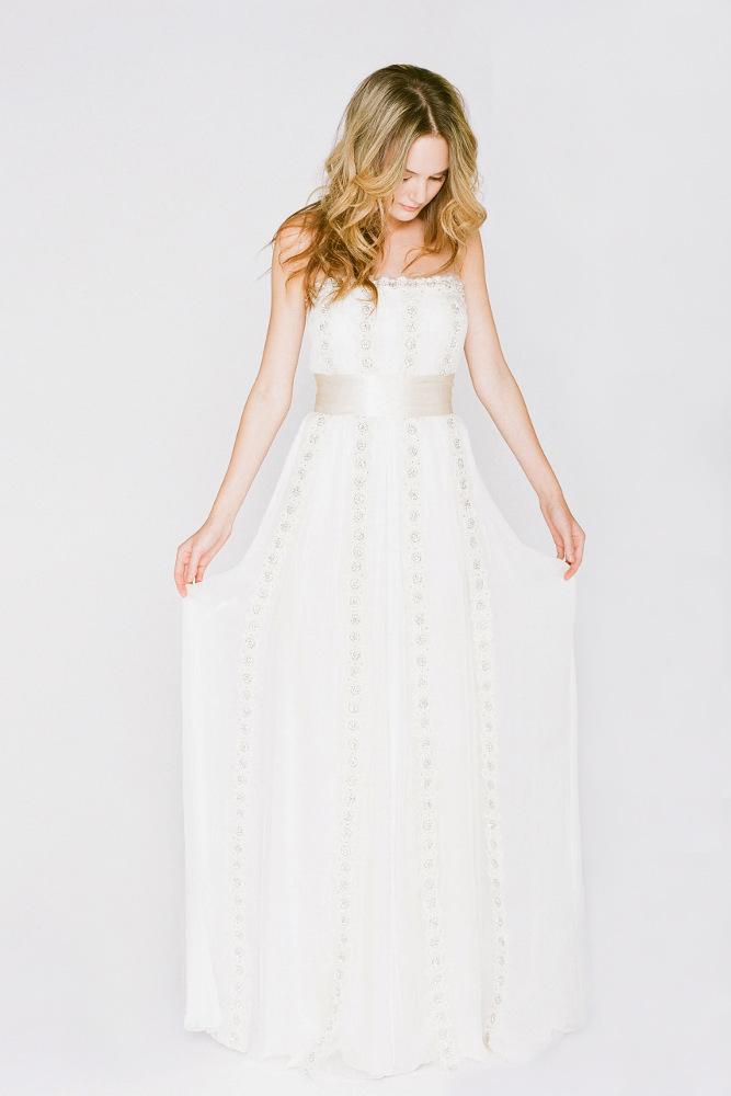 Robe de mariée Saja Nolita