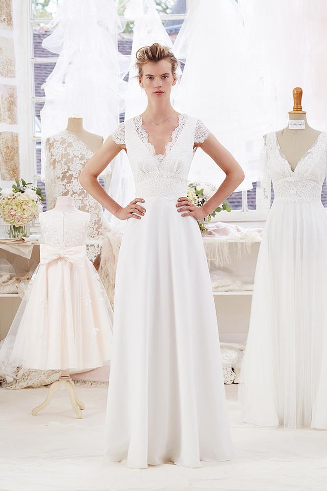 Robe de mariée Atelier Emelia Alpaga