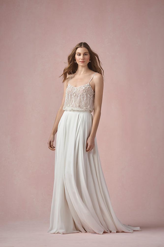 Robe de mariée Watters Ruby Pearl