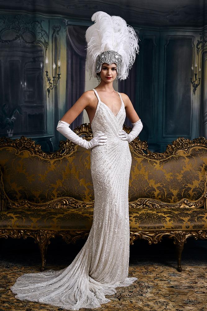 Robe de mariée Eliza Jane Howell Eponine