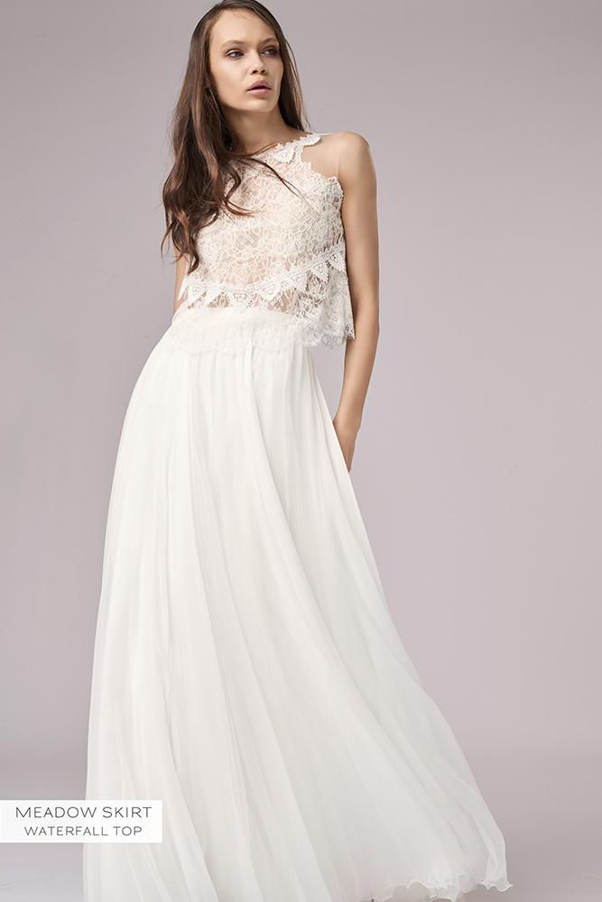 Robe de mariée Anna Kara Waterfall
