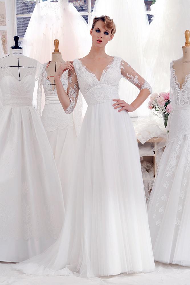 Robe de mariée Atelier Emelia Adèle