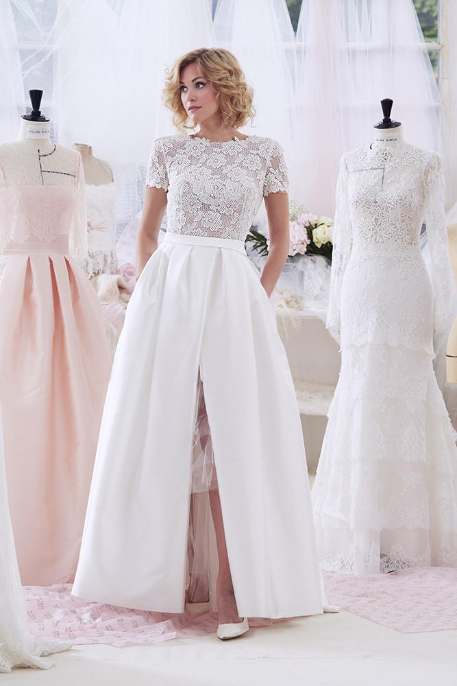 Robe de mariée Atelier Emelia Aquarelle