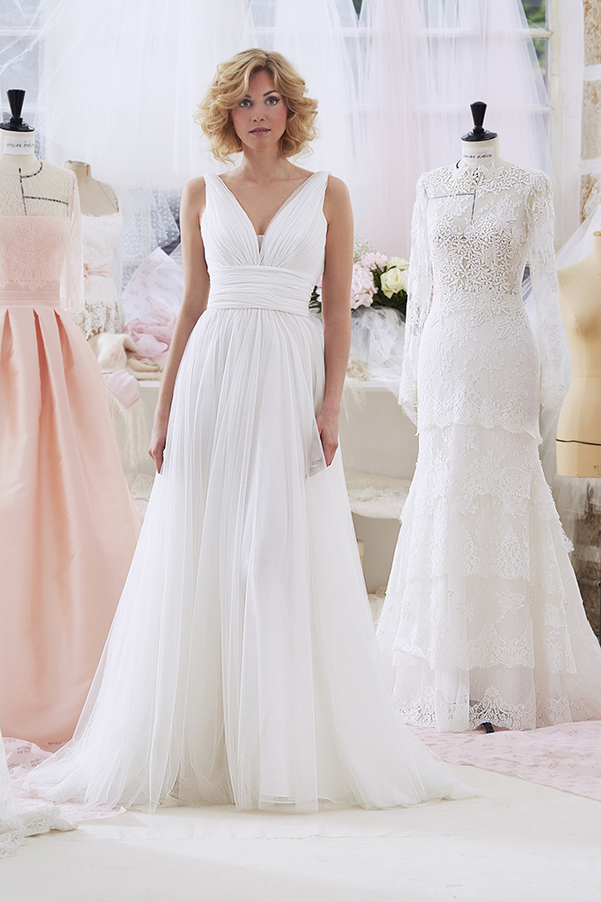 Robe de mariée Atelier Emelia Axelle