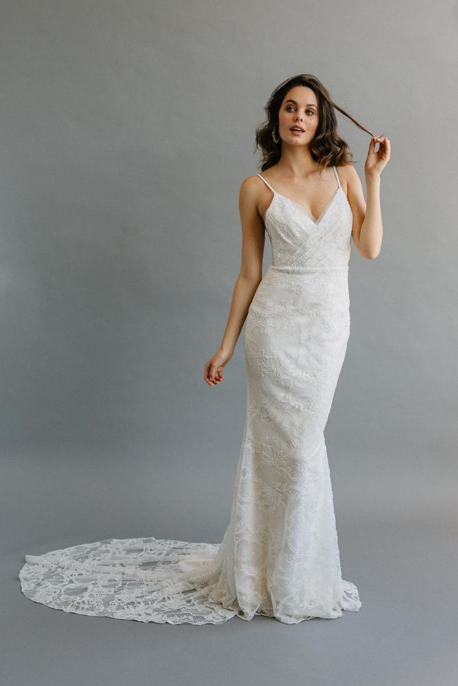 Robe de mariée Bree