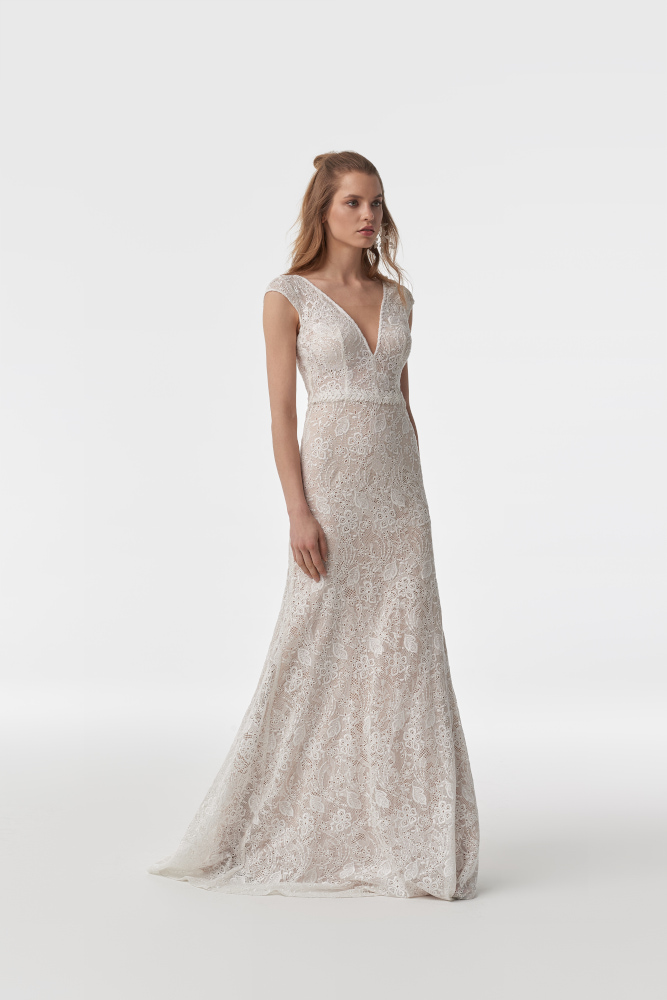 Robe de mariée Justine