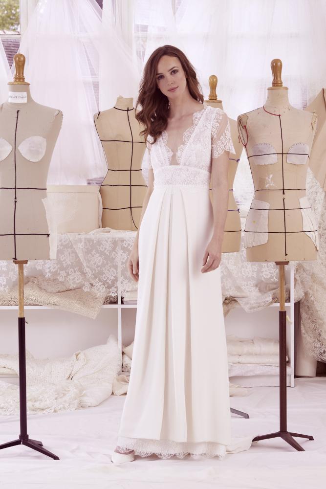 Robe de mariée Atelier Emelia Camille