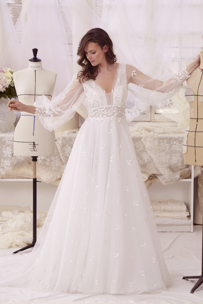 Robe de mariée Atelier Emelia Sophie