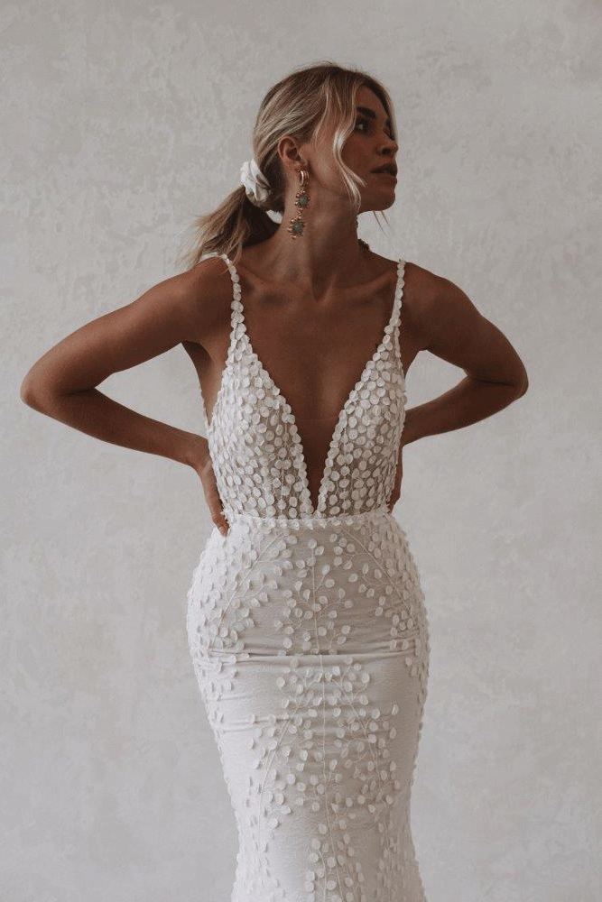 Robe de mariée Made With Love Louie Fitted