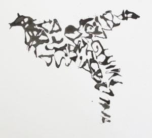 Stages de calligraphie et enluminure, Plumes et Calames, calligraphie, stage, Lieve Cornil, mise en page, outils