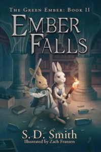 Ember Falls Book Cover