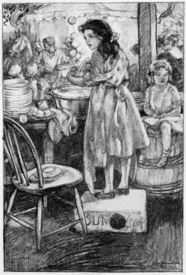 betsy washing