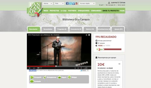 Crowfunding_BibliotecaGilyCarrasco_Lanzanos