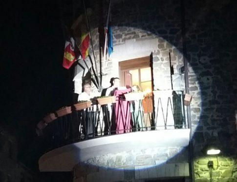 Pregón Juanma G. Colinas, Fiestas de San Juan 2016, Toreno