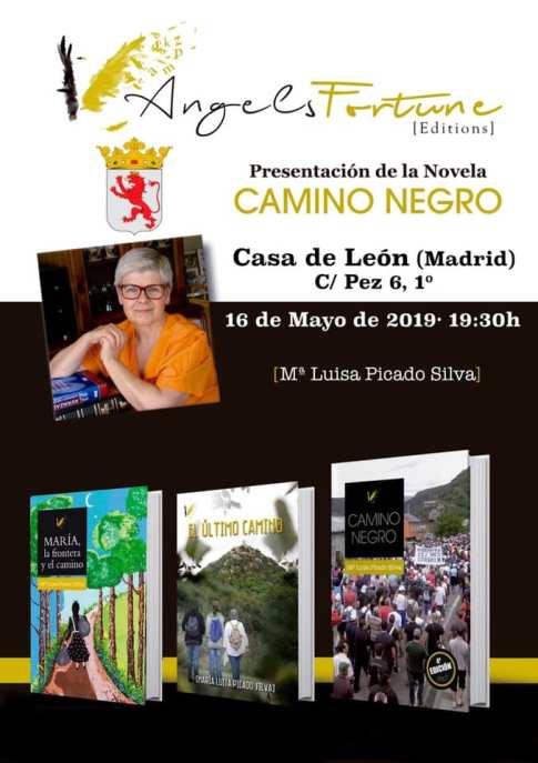 Camino Negro Madrid
